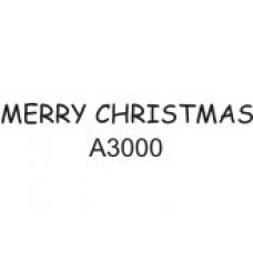 A3000 Merry Christmas