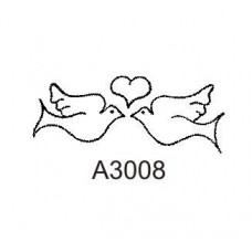 A3008 Two Doves