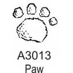 A3013 Paw