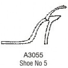 A3055 Art Deco Shoe No 5