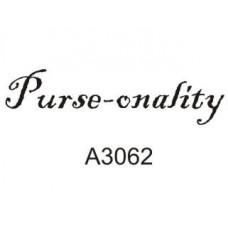 A3062 Purse-onality