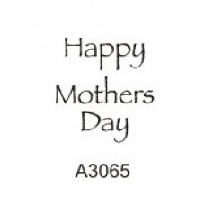 A3065 Happy Mothers Day