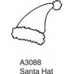 A3088 Santa Hat