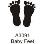 A3091 Baby Feet