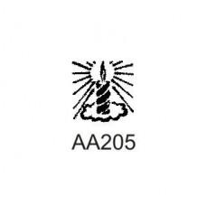 AA205 Candle