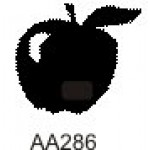 AA286 Solid Apple