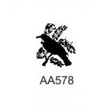 AA578 Tui and Ferns