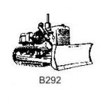 B292 Bulldozer