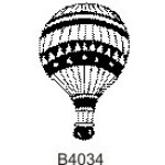 B4034 Hot Air Balloon S