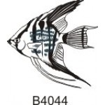 B4044 Angel Fish Small