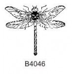 B4046 Small Dragon Fly