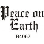B4062 Peace on Earth