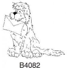 B4082 Small Mail Dog