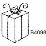 B4098 3D Parcel