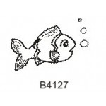 B4127 Clown Fish