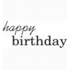 B4132 Happy Birthday