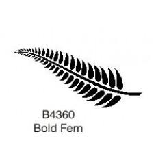 B4360 Bold Fern