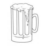 B4376 - Beer Mug