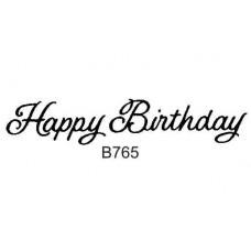 B765 Happy Birthday
