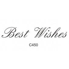C450 Best Wishes