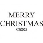 C5002 Merry Christmas
