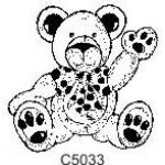 C5033 Bow Tie Teddy S