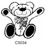 C5034 Blackfeet Teddy