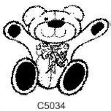 C5034 Blackfeet Teddy