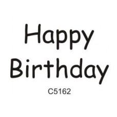 C5162 Happy Birthday