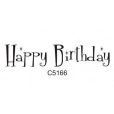 C5166 Happy Birthday