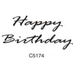 C5174 Happy Birthday