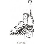 C5180 Wine Bottle