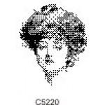 C5220 Deco Lady