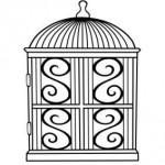 C5275 - Bird Cage