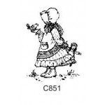 C851 Country Girl Small