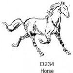 D234 Horse