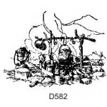 D582 Campfire