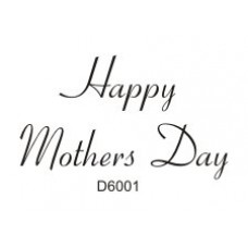 D6001 Happy Mothers Day