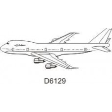D6129  747 Jet
