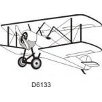 D6133 Biplane