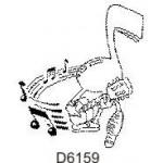 D6159 Guitar Notes