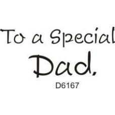 D6167 To a Special Dad