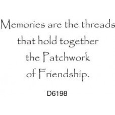 D6198 Memories are the threads