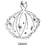 D6203 Wedding Dress