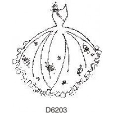 D6203 Wedding Dress