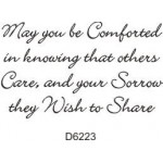 D6223 May You Be Comforted