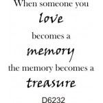 D6232 When Someone You Love