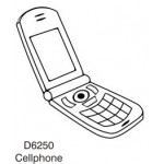 D6250 Cellphone
