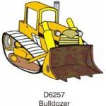 D6257 Bulldozer