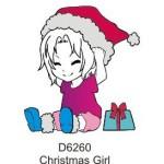 D6260 Christmas Girl